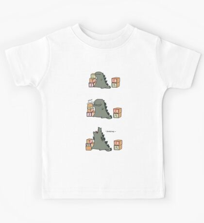 Gojira Kawaii Kids Tee