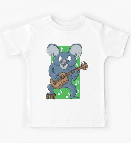 Le koala musicien Kids Tee