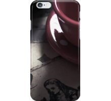 The Queen is Coming for Tea!  iPhone Case/Skin