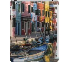 Challenges 02 - Colors of Burano iPad Case/Skin