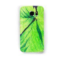 Strawberry Leaf #1 Samsung Galaxy Case/Skin