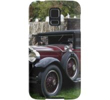 1928 Packard 526 Convertible Coupe II Samsung Galaxy Case/Skin