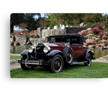 1928 Packard 526 Convertible Coupe II Canvas Print