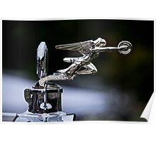 1928 Packard 526 Convertible Coupe Hood Ornament Poster