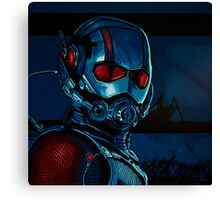 Ant Man Painting Canvas Print