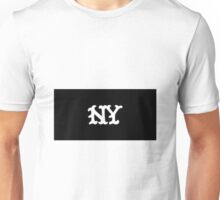 Ny Highlanders and Vintage Baseball Giants Custom Logo  Unisex T-Shirt