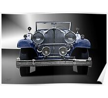 1932 Packard Victoria Convertible I Poster