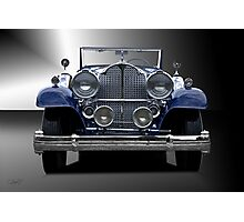 1932 Packard Victoria Convertible I Photographic Print