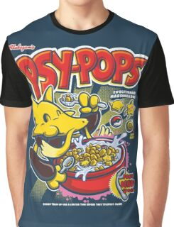 Psy-Pops Graphic T-Shirt