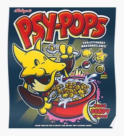 Psy-Pops Poster