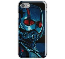 Ant Man Painting iPhone Case/Skin