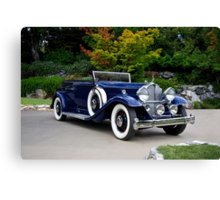 1932 Packard Victoria Convertible II Canvas Print