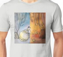 Behind the Curtain Unisex T-Shirt