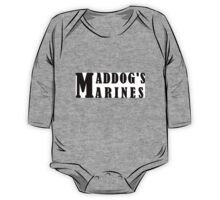 Maddog's Marines  Making America Safe again One Piece - Long Sleeve