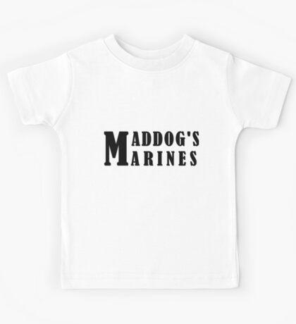 Maddog's Marines  Making America Safe again Kids Tee