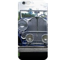 1932 Packard Victoria Convertible IV iPhone Case/Skin