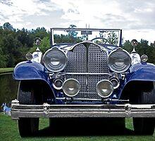 1932 Packard Victoria Convertible IV by DaveKoontz