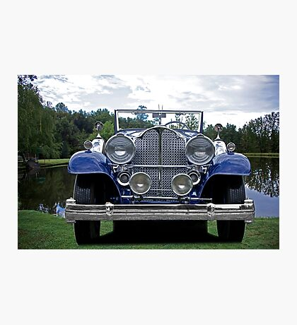 1932 Packard Victoria Convertible IV Photographic Print