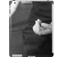 Doll hand & Dice2 iPad Case/Skin