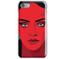 Bad Girl iPhone Case/Skin