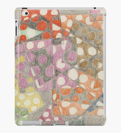 circles-2011/02 iPad Case/Skin