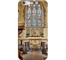 St Mary Magdalene Denton iPhone Case/Skin