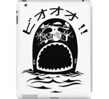 The Lonely Whale iPad Case/Skin