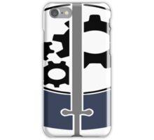 The Brotherhood of Steel iPhone Case/Skin