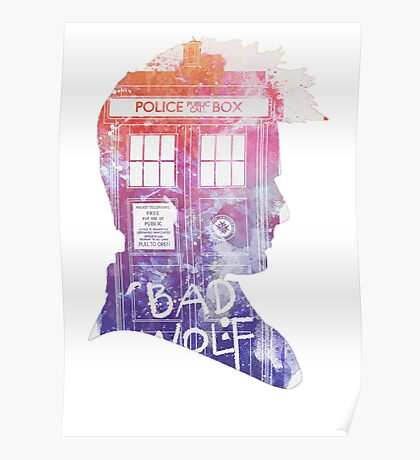 doctor who-david tennant Poster