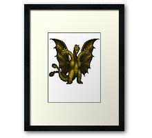 King Ghidorah Framed Print