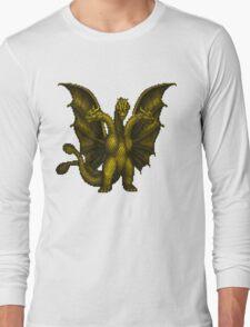 King Ghidorah Long Sleeve T-Shirt