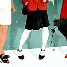 ThreeMarlenas by Stephan Parylak