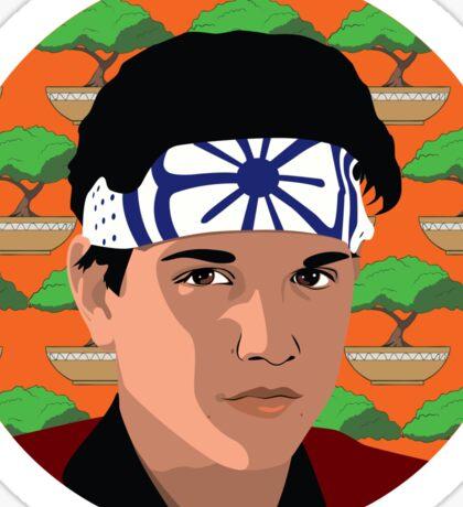 The Karate Kid Sticker