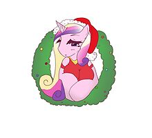 Christmas Cadance by kelsmister