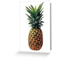 Pineapple Greeting Card
