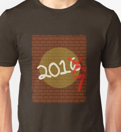 2017 Graffiti  Unisex T-Shirt