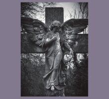 Angel on a Cross Kids Tee