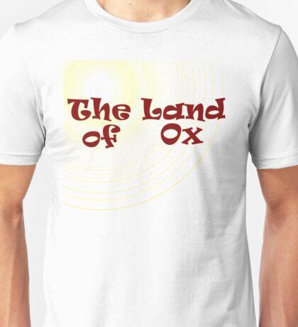 The Land of Ox Unisex T-Shirt