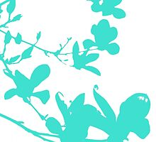 Tiffany Floral Print by Filly