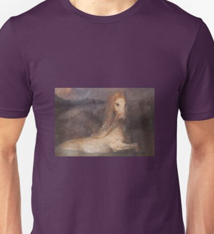 Horse bath Unisex T-Shirt