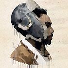 Childish Gambino Droplet by KhrisJWilson