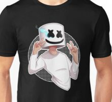 Marshmello Pose Unisex T-Shirt