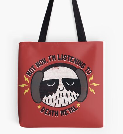 I'M HAVING A LITTLE ME TIME Tote Bag