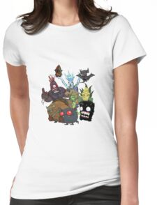 Castle Crashers  Womens Fitted T-Shirt