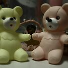 Two Bears And A Baby  by FoodMaster