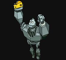 Iron Giant Saves the Cheese Pullover
