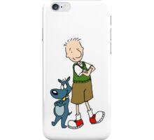 Doug & Porkchop iPhone Case/Skin
