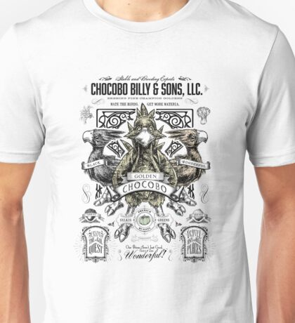 Chocobo Billy and Sons LLC Unisex T-Shirt
