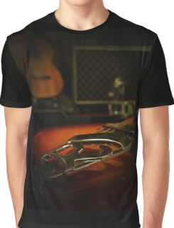 Classic guitar and amp Graphic T-Shirt