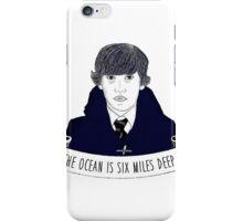 Oliver Tate, Submarine iPhone Case/Skin